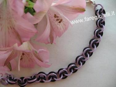tutorial braccialetto con guarnizioni idrauliche