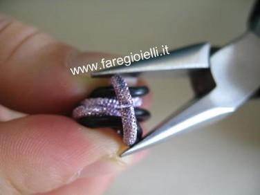 gioielli con materiale idraulico