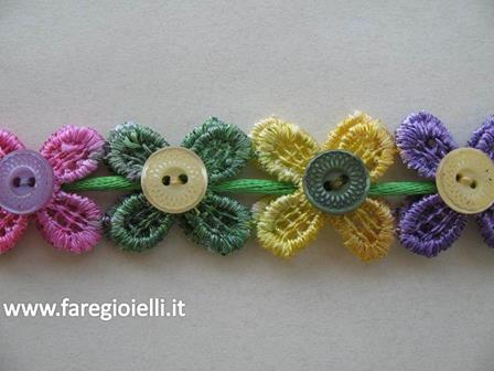 Macrame- come fare braccialetti-