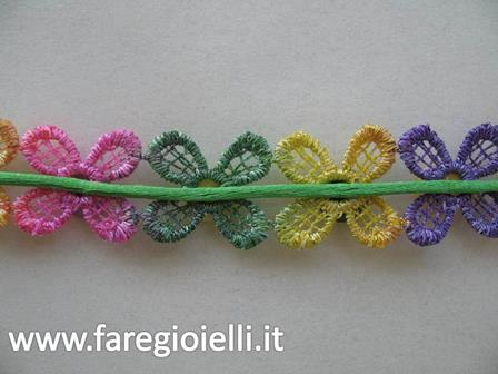 Macramè- tutorial bracelet
