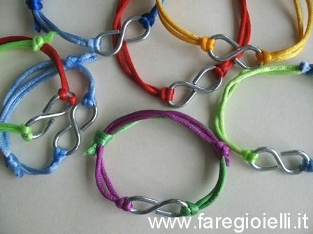 come fare braccialetti
