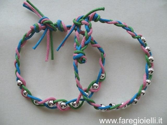 Come creare braccialetti