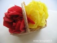 origami- fiori di carta