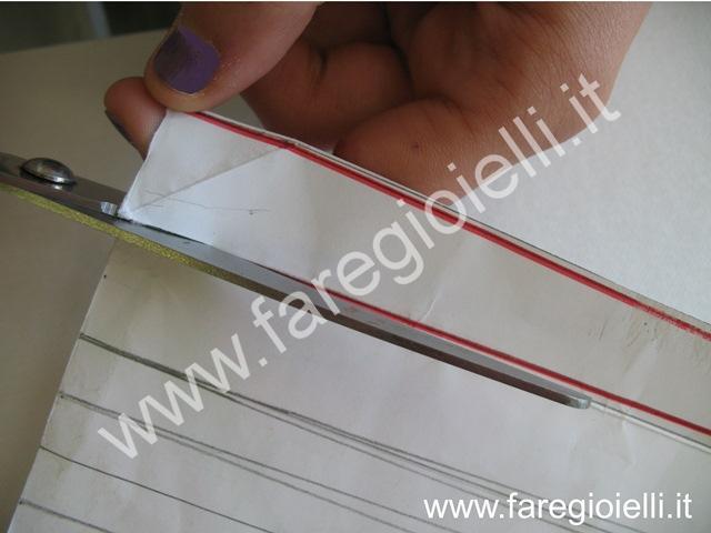 tutorial perle di carta