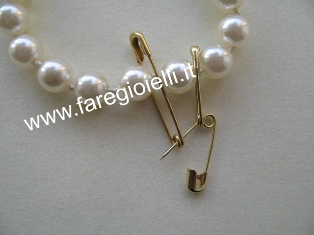 Eccezionale Come Riciclare Una Collana Di Perle | Gioielli Fai Da Te e Frasi Belle EJ04