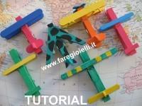 Come Fare Semplici Aerei – Airplane Instructions