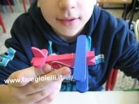 lavoretti per bambini- aerei