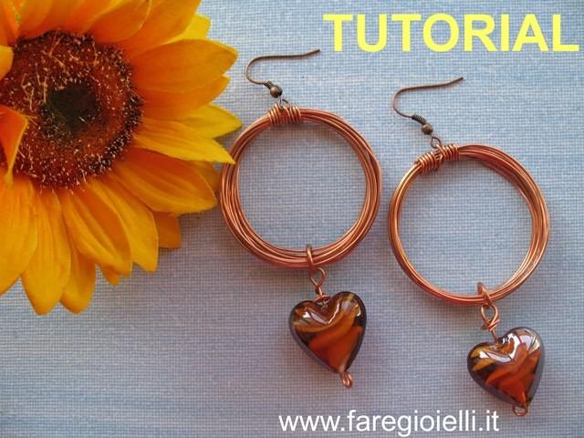 come fare orecchini a cerchio-giulia (2)