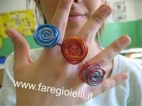 Handmade Rings Tutorial Come Fare Anelli Wire