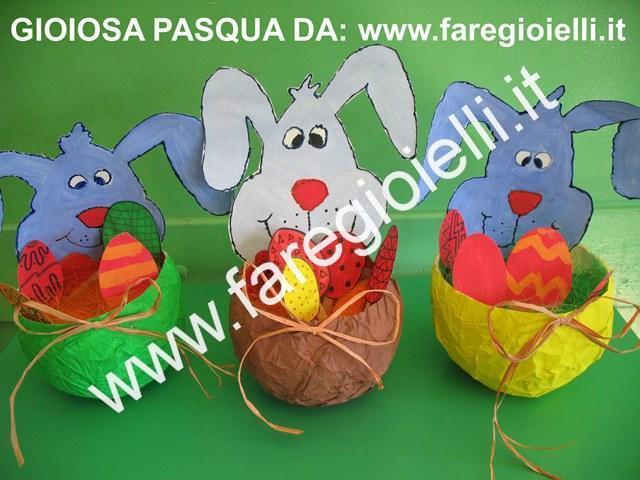 LAVORETTI- per Pasqua-PAOLA