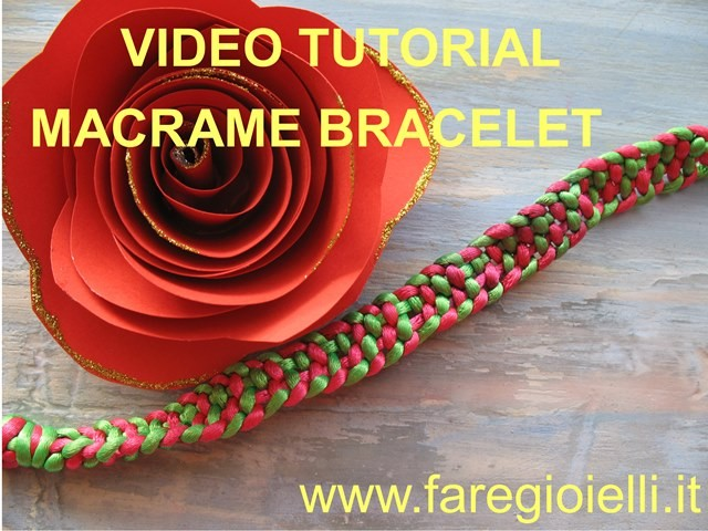 tutorial bracelet macrame-1