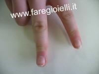 bracciale elastici dita