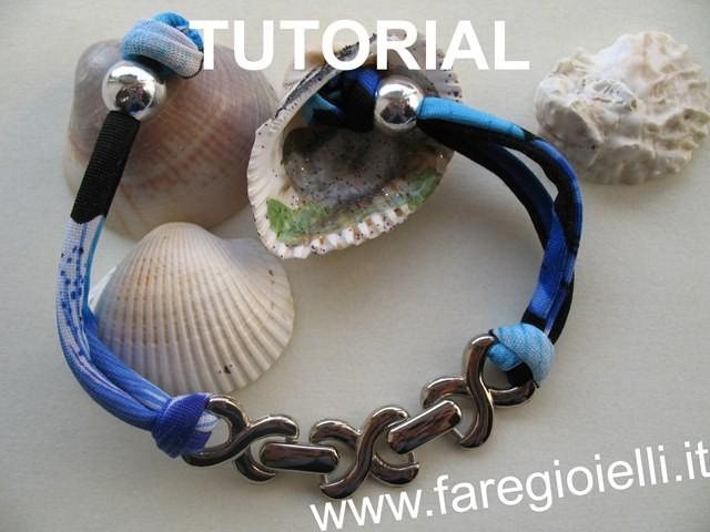 Come fare braccialetti con costumi da bagno gioielli fai - Come fare per andare in bagno ...