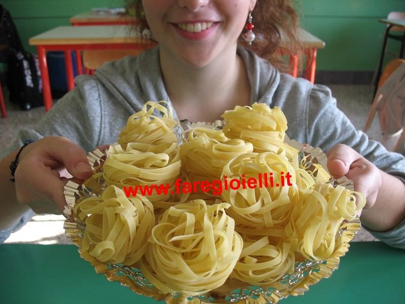 ghirlanda-di-natale-con-lasagne pasta 2