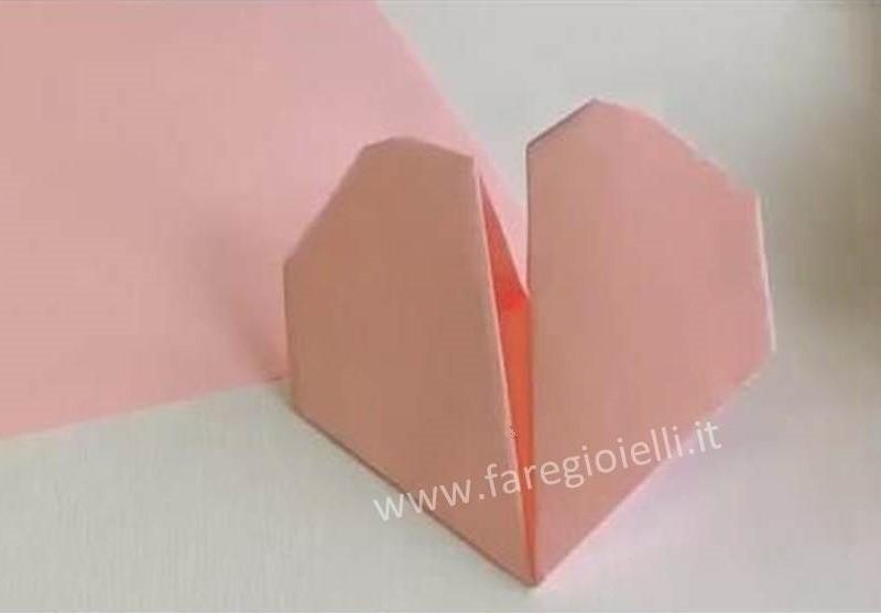 Origami Heart Video Tutorial Cuore Origami