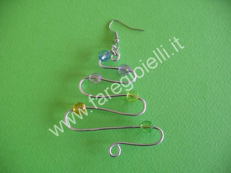 tutorial orecchini con fili metallici-11