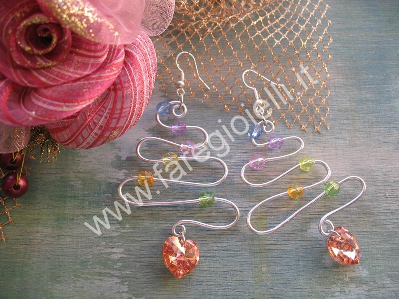 tutorial orecchini con fili metallici-20