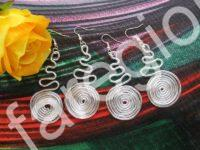 Orecchini Fai Da Te A Spirale Wire