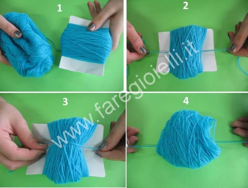 tutorial pon-pon-con-cartoncino-2