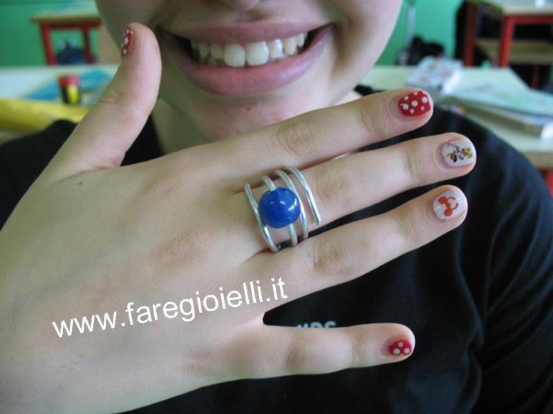 Favorito Anelli Fai Da Te. Come Fare Anelli Di Metallo | Gioielli Fai Da Te  PP02