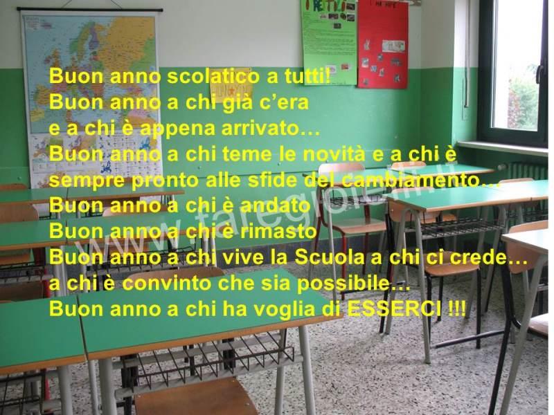 Buon Anno Scolastico 2016-2017