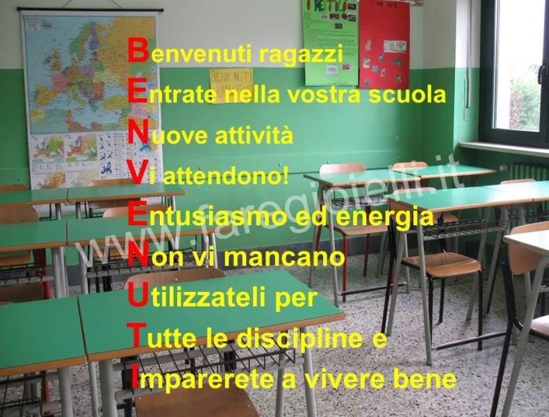 Top Buon Anno scolastico! Benvenuti Ragazzi | Gioielli Fai Da Te e  CK06