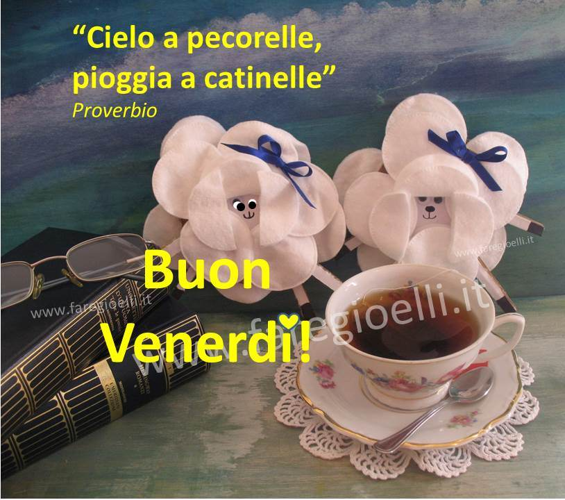 Amato Frasi Del Buongiorno 21.10.16-Dischetti Trucco   Gioielli Fai Da  LK76
