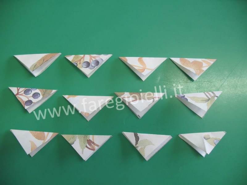 Famoso Idee Regalo: Orecchini Origami Fai Da Te | Gioielli Fai Da Te e  OC66