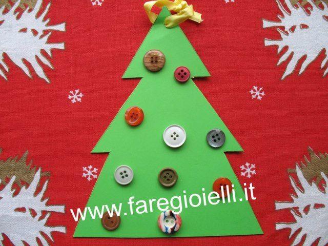 Lavoretti Di Natale Con Cartoncini Colorati.Lavoretti Per Natale Gioielli Fai Da Te E Frasi Belle