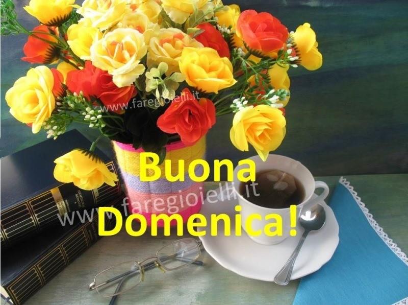 Preferenza Frasi Del Buongiorno 27.10.16 Buona Domenica! | Gioielli Fai Da Te CF32