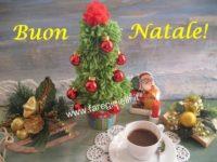 Buon Natale! Idee Natale Fai Da Te: Albero Di Lana
