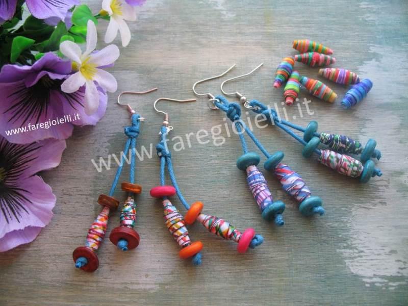 orecchini con perle di carta-12.12.16