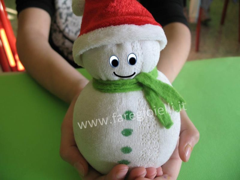 Lavoretti Di Riciclo Per Natale