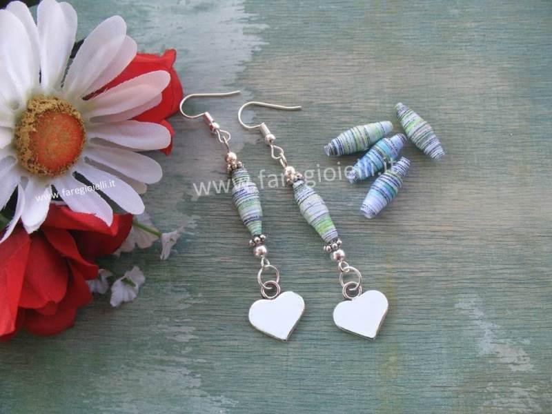 Conosciuto Perle di Carta   Gioielli Fai Da Te e Frasi Belle GK21