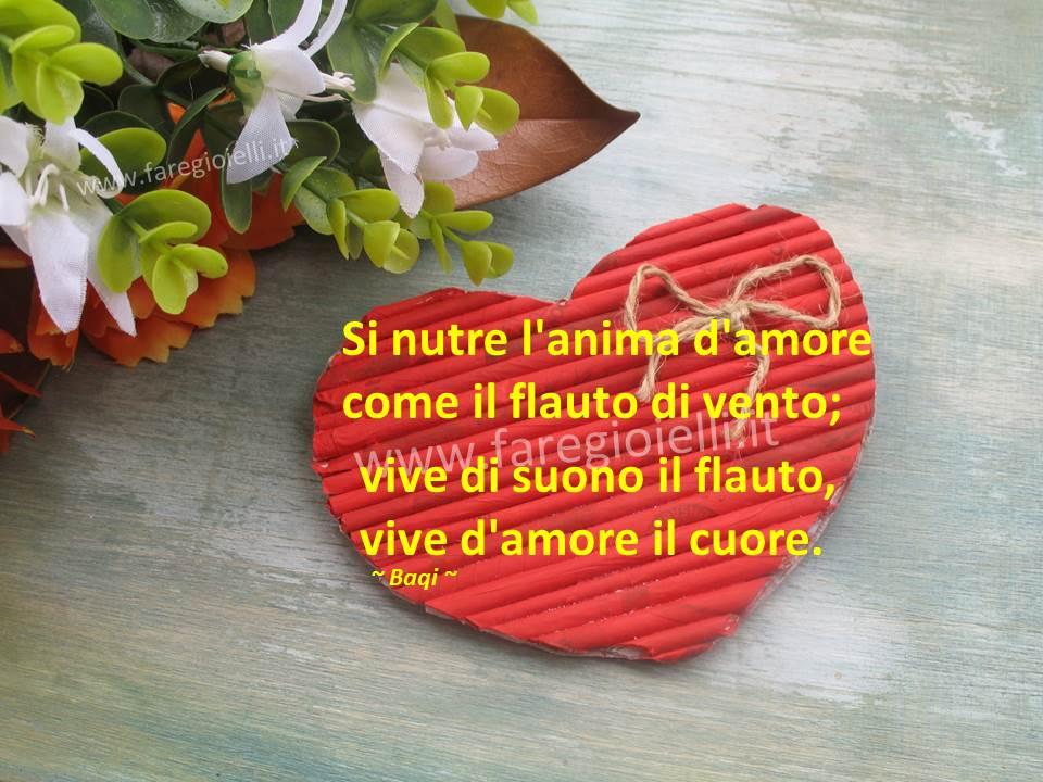 Frasi D'Amore 2.3.17- Lavori Con Cannucce Di Carta