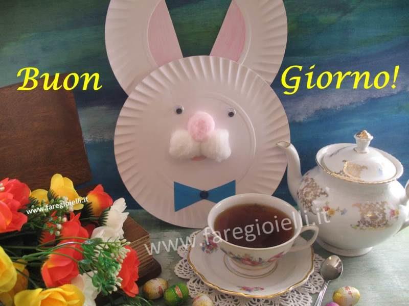 Idee Creative Per Bambini : Idee creative per pasqua coniglio di carta gioielli fai da te