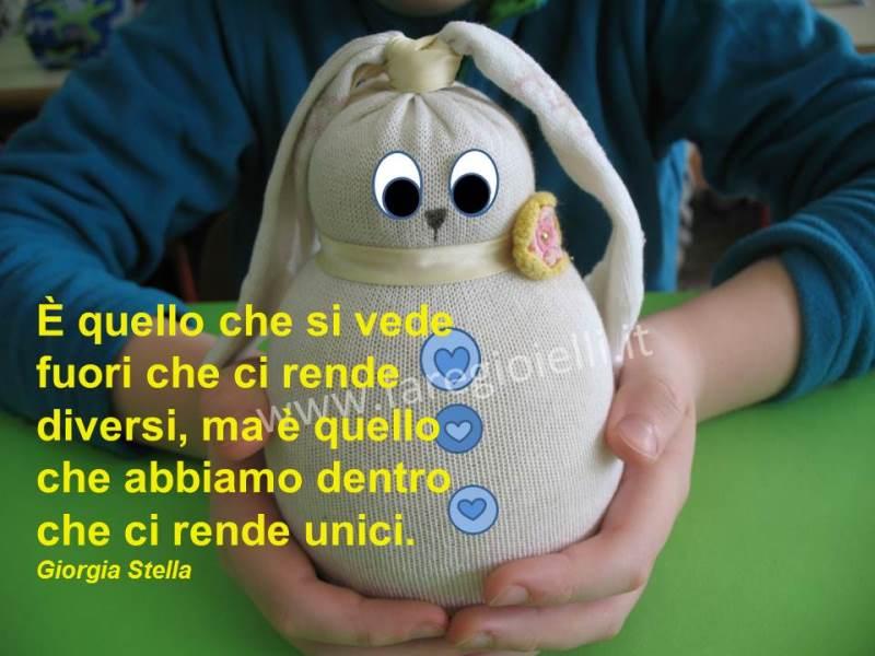 Pupazzi Fai Da Te Con Calzini  E Frasi Belle 7.4.17