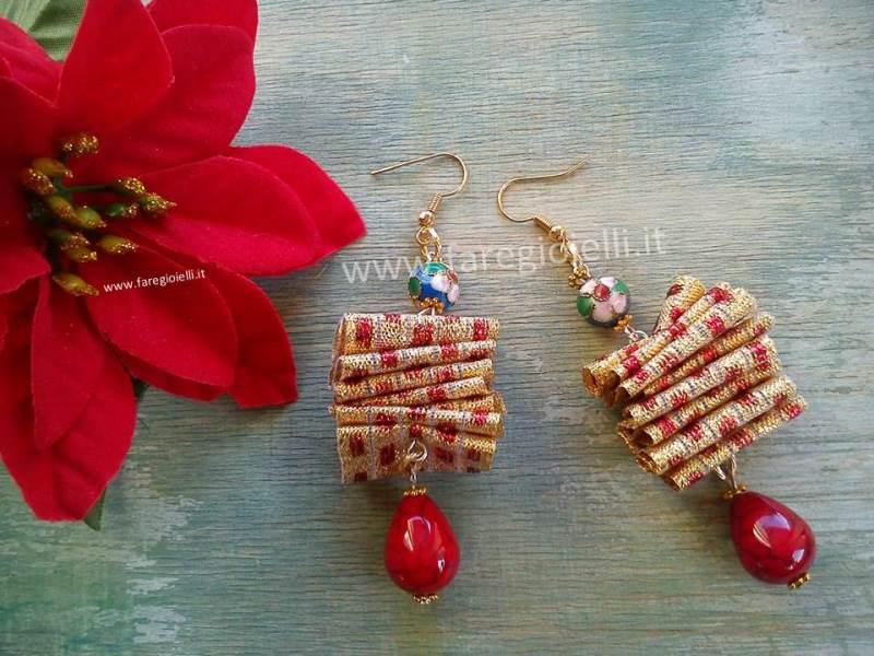 Gioielli fai da te idee per regali di natale gioielli for Idee regali di natale